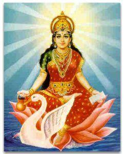Гаятри – всевышняя богиня