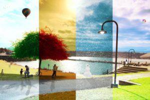 Как энергии времен года влияют на людей