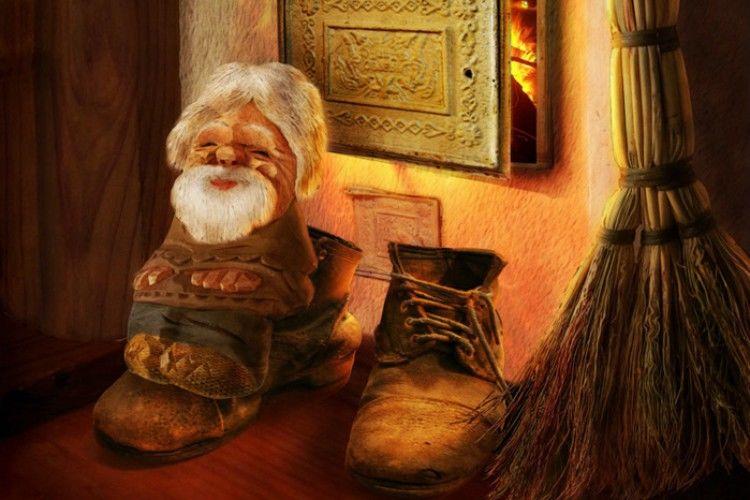 Волшебное зеркало Домового