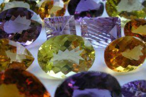 «Кристальная» информация в камне