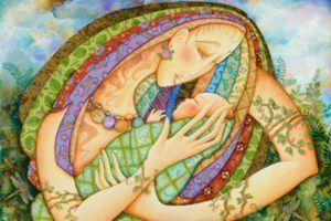 Как призывать на помощь Богиню Мать