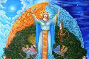 Ипостаси Богини Матери