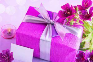 В чем смысл подарка