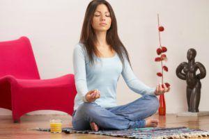 Осознанное состояние в медитации