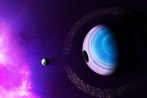 Парад планет в затмения