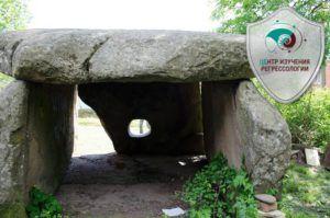 Каменные великаны поселка Новый