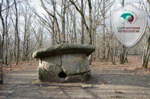 Дольмены и артефакты станицы Шапсугская
