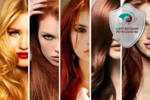 Волосы человека. Исследование