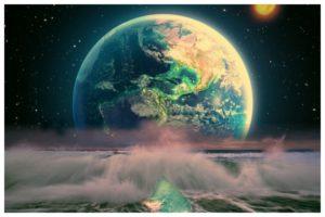 Гармоничная связь между планетами