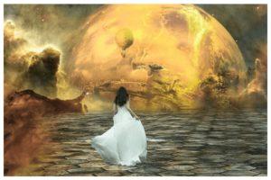 Инопланетные души в прохождении земных уроков