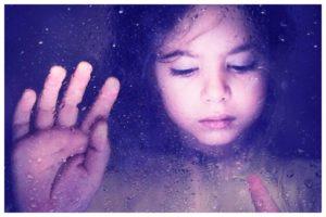 Дети с кристаллической аурой
