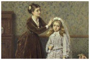 Озорная девчушка в семье заводчика