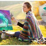 Искусство рисования энергетических картин