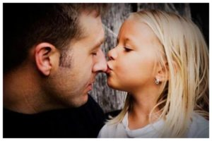 Любимая дочь папы