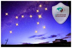 Сириус – звезда в созвездии