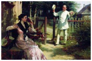 Жизнь замужней дамы