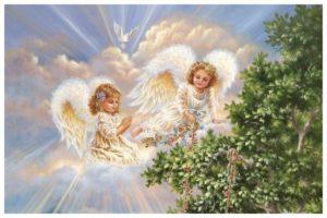 Кто становятся ангелами