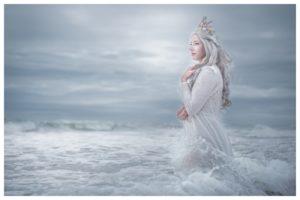В короне феи