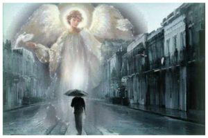 В общении с ангелами