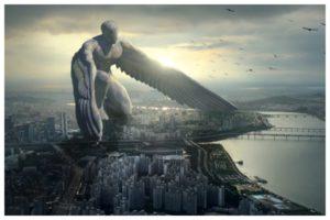 Космические ангелы-хранители