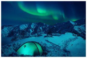 Место для палатки